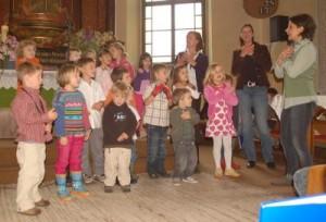 Kindergruppe Entdeckungsraum