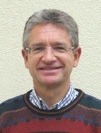 Geschäftsführer Klaus Grüninger